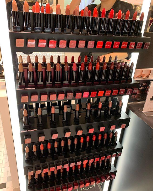 addiction new lipstickBold - 001, 007, 008Sheer - 002, 003, 006Satin - 001, 002, 008