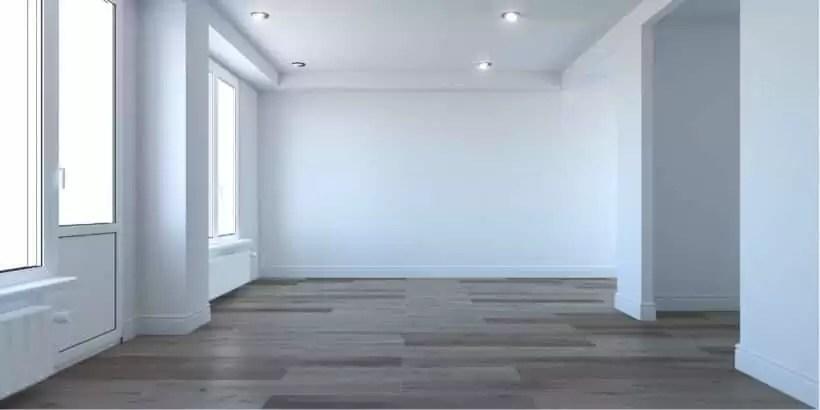 ワンルームの部屋