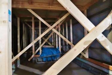 木造住宅の筋交いはバランスが肝心!入れ方・向きの正解は?