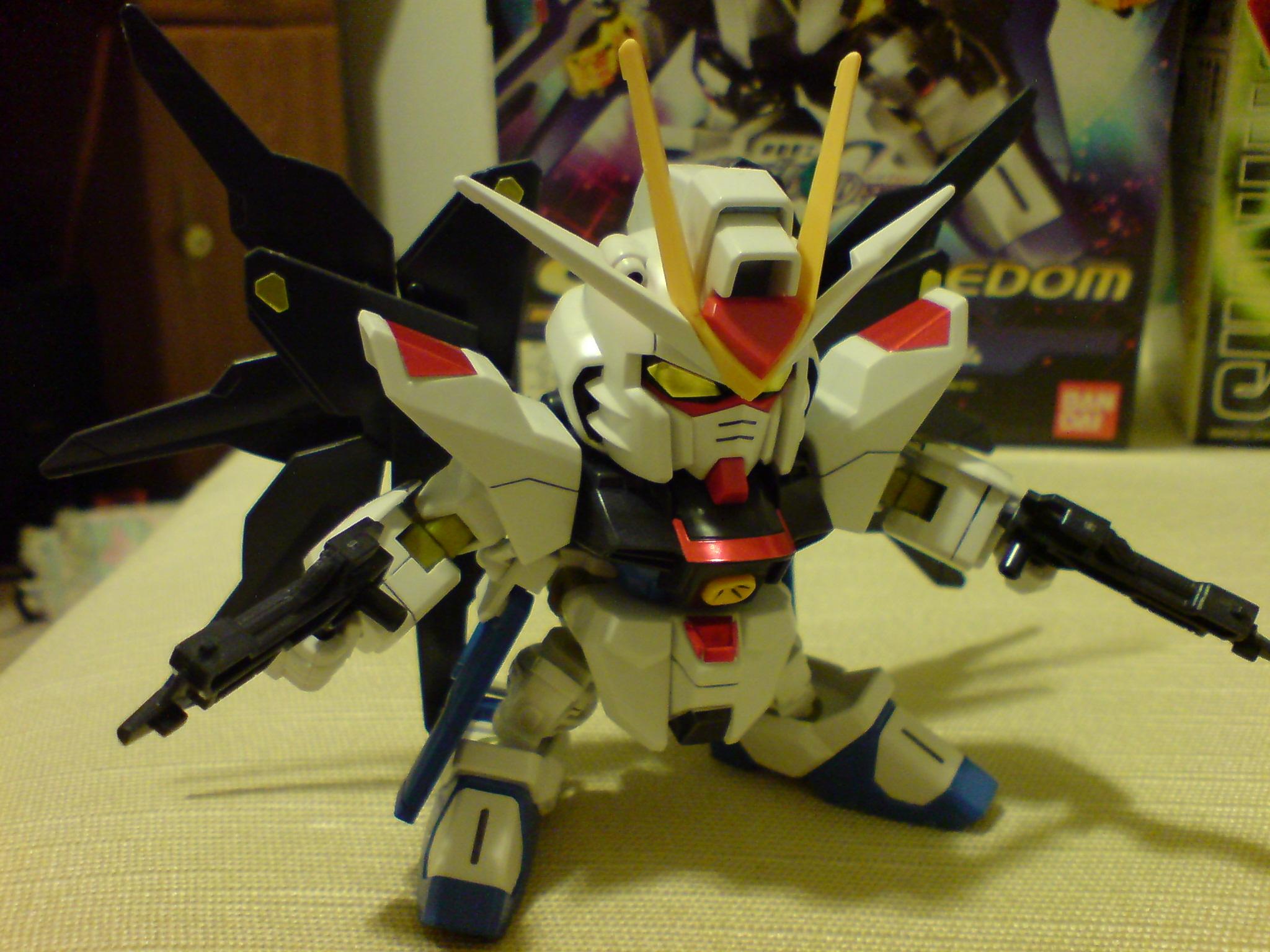 SD Shining Gundam – ガンプラ命