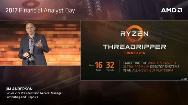 amd ryzenthreadripper 1 Priced at US $849, AMDs 16 core Threadripper is a big challenge to Intels 10 core 7900X processor