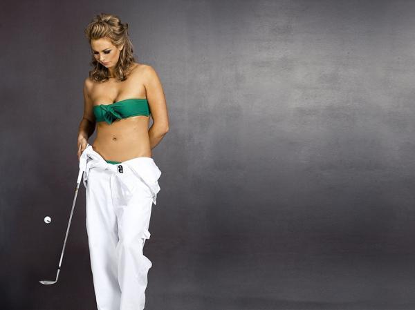 Sophie Horn es una jugadora de golf del Reino Unido.