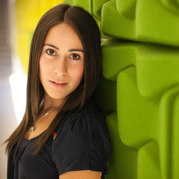 Mariana Pajón, ciclista colombiana número uno en el escalafón mundial de la UCI.