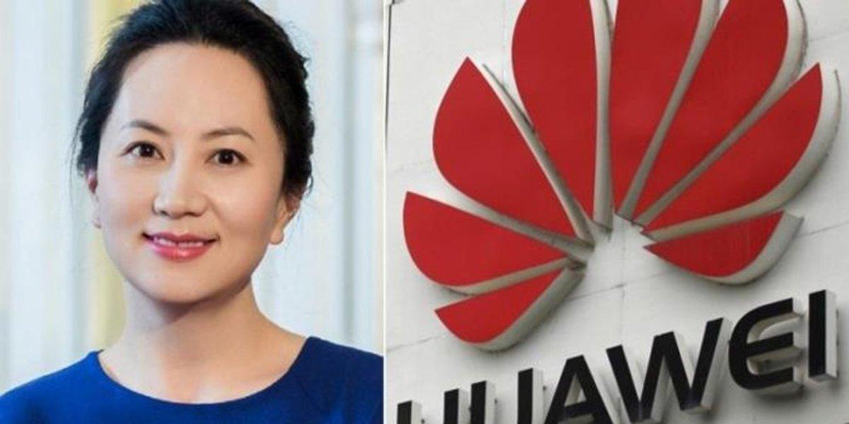 Un juez canadiense concede la libertad bajo fianza a ejecutiva de Huawei