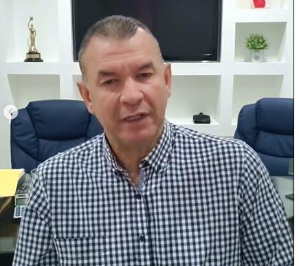 Apresan a Evelio Herrera por presunta violencia psicológica contra su ex esposa Tueska