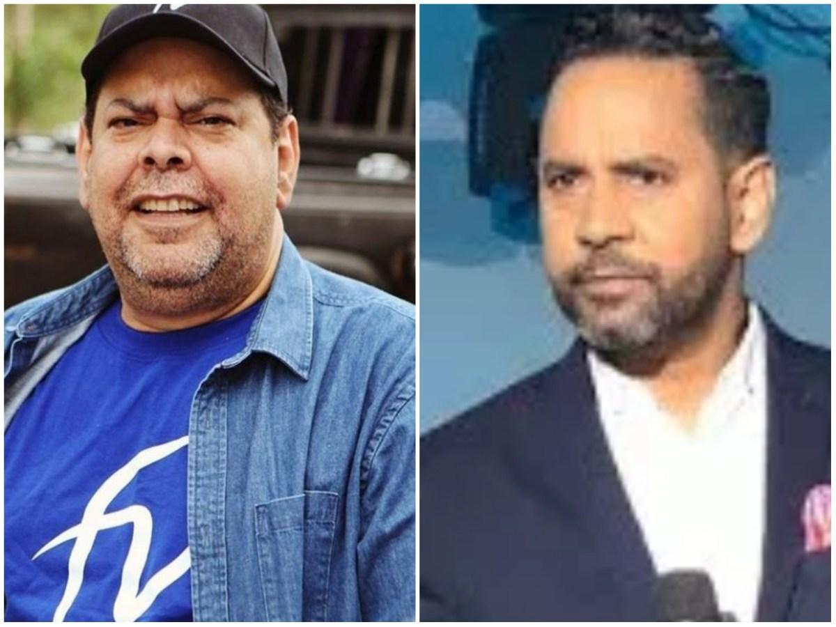 Los Villalona en pie, pero de guerra: Aramis y Fernando están en pleito