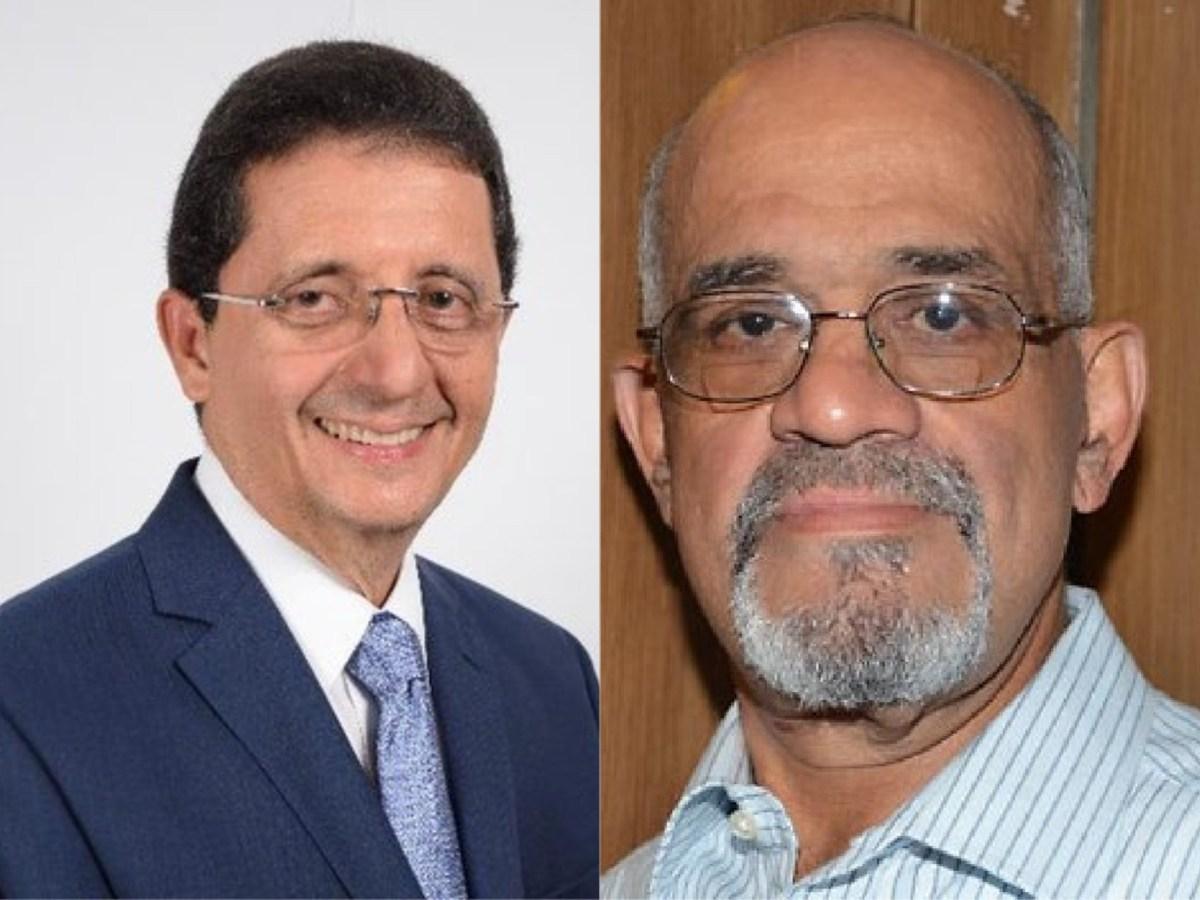Ramón Núñez y Pepe Goico se dicen de todo