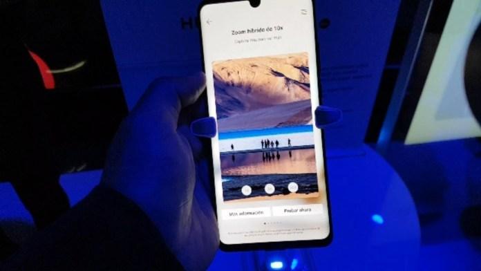 """El fin de Android en Huawei, una conmoción para el mercado de """"smartphones"""""""