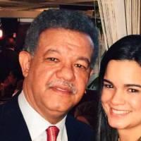 Hija de Leonel reacciona en redes ante el discurso de Danilo, pero luego borra publicación