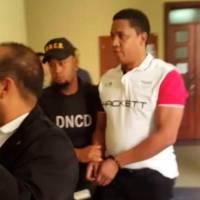 VIDEO: Detienen al expelotero de Grandes Ligas Octavio Dotel