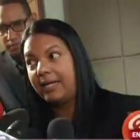 Esposa de solicitado en extradición: El gobierno no tiene con qué pagarnos el daño moral que nos ha hecho