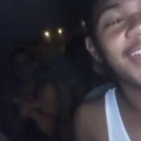 """""""Si aquí morimos los quiero, chicos"""", dijo minutos antes uno de los jóvenes muertos en accidente de La Vega"""