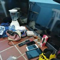 Mujer atrapa y conduce a la PN a un hombre acusado de robar en más de veinte casas en Bonao