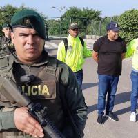 César el Abusador llega a Bogotá