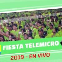 EN VIVO: Transmisión de la Fiesta Telemicro 2019