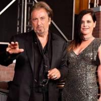"""Novia de Al Pacino termina relación con él por """"viejo y tacaño"""""""