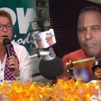 Tony Dandrades a Ivan Ruiz sobre incidente con El Pachá en TV: fue un golpe bajo
