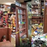 VIDEO: Bodeguero dominicano llora ante saqueo de su negocio en NY
