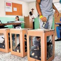 Abstención de las elecciones presidenciales y congresuales ronda el 50%