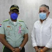 General hermano de Soto Jiménez se 'traga' a agente DIGESETT y luego se disculpa