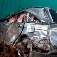 Accidente entre yipeta y patana en La Vega deja dos muertos