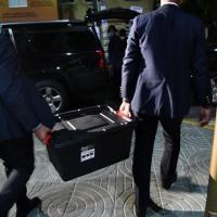 Fiscalía pide prisión preventiva a los acusados de corrupción y el cierre de 10 empresas