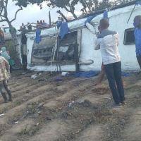 Al menos 5 muertos por accidente de tránsito en carretera Sánchez