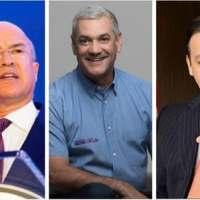 ¿Los tres más votados del PLD aspirarán a la presidencia en el 2024?