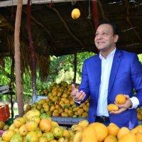 Abel Martínez viaja a Baní a promover aspiraciones presidenciales