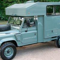 El príncipe Felipe diseñó un Land Rover para transportar su ataud