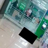 Vigilante de banco mata hombre de un disparo en medio de discusión