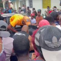 Hombre dispara desde vehículo y hiere varias personas en Higüey