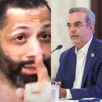 Apresan en NY a hombre por amenazar de muerte al presidente Abinader