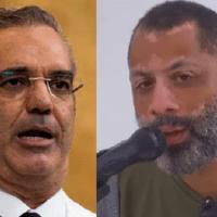 Gobierno dominicano denunció las amenazas de Enrique Figueroa a Luis Abinader