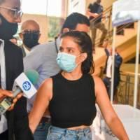 Operación Falcon: Heidy Musa se pone a disposición de la justicia