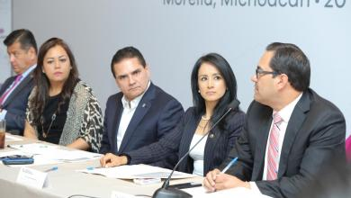 Reconoce Lucila Martínez avances en Michoacán
