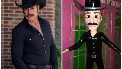 Piñata de Sergio Goyri se parece a Mario Almada