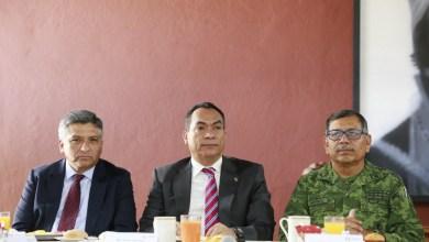 Se integra fiscal general a Mesa de Coordinación Estatal