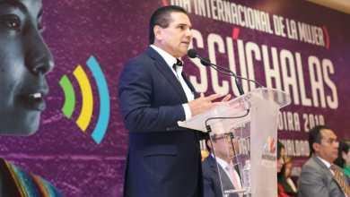 Somos un gobierno con la causa y el bienestar de las mujeres: Silvano Aureoles