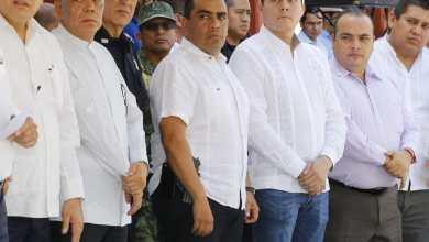 Policía Michoacán recibe entrenamiento físico continuamente: Gómez Arrieta