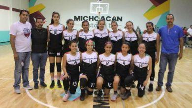 Sorprende Michoacán en basquetbol