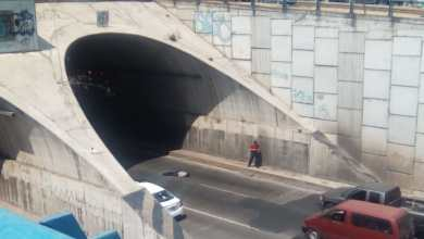 Desconocido se arroja al Distribuidor Vial salida a Quiroga