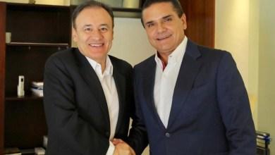 Revisan gobernador y Durazo nueva fase del Plan Integral de Seguridad