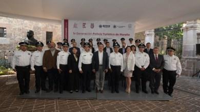 Brindará Policía Turística de Morelia orientación y salvaguarda
