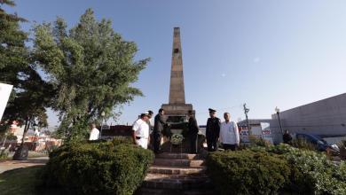Conmemoran el CV Aniversario de la Gesta Heroica de la Defensa del Puerto de Veracruz