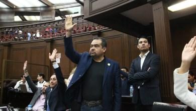 Positiva, aprobación por unanimidad de Cuenta Pública: Tony Martínez