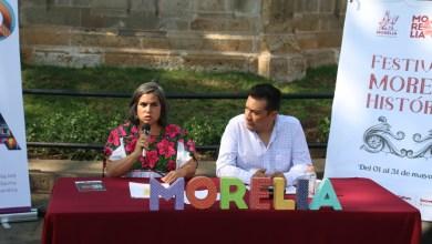SeCultura y Turismo anuncian el Festival Morelia Histórica