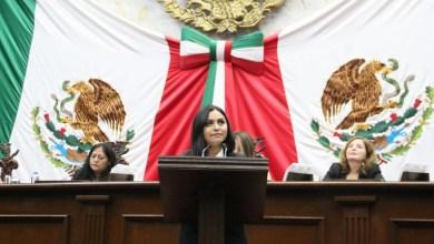 Araceli Saucedo propone reformas a la Ley de Desarrollo Económico para disminuir desigualdad