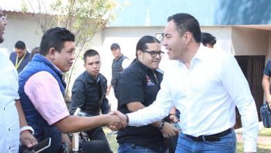 Optimizar servicios del Gobierno estatal en los municipios, una prioridad: Carlos Herrera