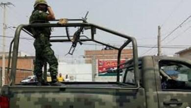 Los delincuentes viajaban en una camioneta Honda CRV
